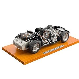 新客首单高返6%! CMC/Classic Model Cars 1:18 1956年玛莎拉蒂300S骨架版 限量版