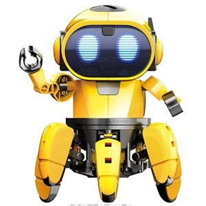 新客首单高返6%!Elenco Teach Tech Zivko 互动式智能AI机器人TTR-893