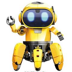 新客首单高返6%!【亚马逊海外购】Elenco Teach Tech Zivko 互动式智能AI机器人TTR-893