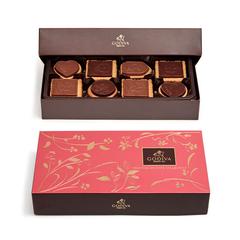 【7.5折】Godiva 巧克力饼干礼盒 2盒