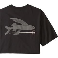 Patagonia Flying Fish 男士 - 飞鱼短袖T 恤