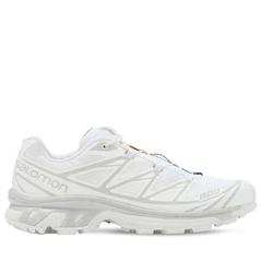 """上新!【高返15%】SALOMON """"XT-6 ADVANCED""""纯白款 运动鞋"""