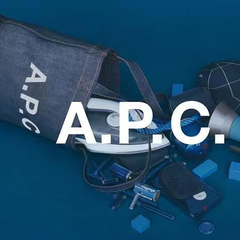 SSENSE美站:A.P.C.折扣升级低至3折