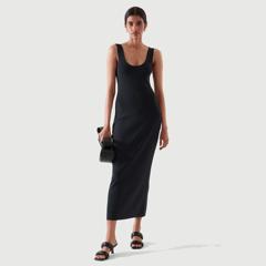 【上新】COS 修身无袖针织连衣裙 8折