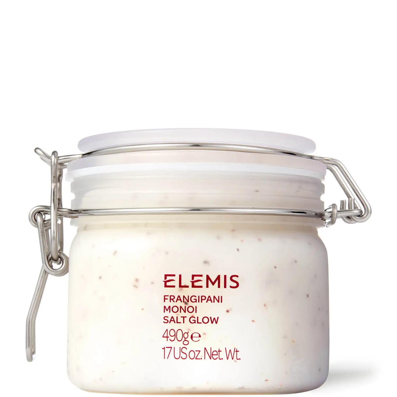 Elemis 艾丽美 大溪地鸡蛋花身体磨砂盐 480g 周末6折