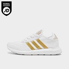 Adidas SWIFT RUN X 大童 白金 休闲鞋 4.6折