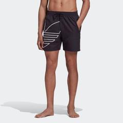 Adidas BIG TREFOIL 男士 LOGO 泳裤 7折+满4件立享额外5折