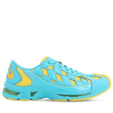 ASICS 男士 冰薄荷 运动休闲鞋 变相4.5折 少量现货