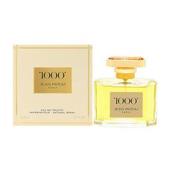 【含税直邮】JEAN PATOU 让巴杜 1000女士淡香水 75ml