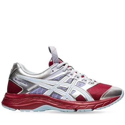上新!ASICS FN2-S GEL-CONTEND 5 银红 运动鞋 高返15% 码全