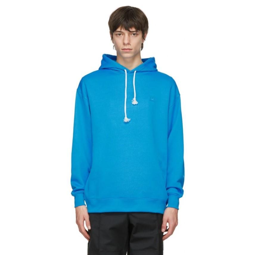 ACNE STUDIOS 蓝色 连帽衫 3.9折 少量现货