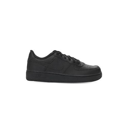 "NIKE ""AIR FORCE 1"" 纯黑 运动鞋 5.6折+高返12% 少量现货"