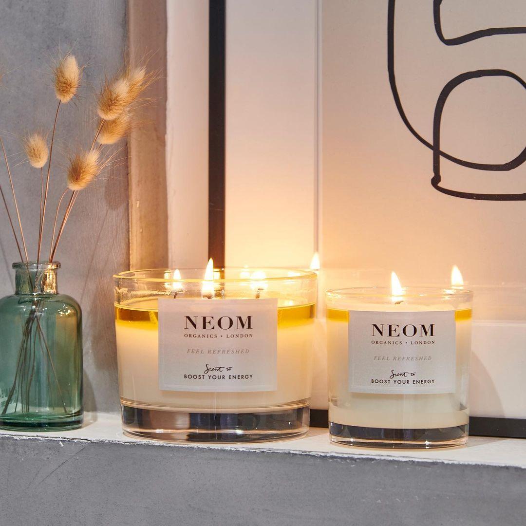 LF英国站:NEOM香氛 7.5折好价回归!£12收香氛蜡烛!