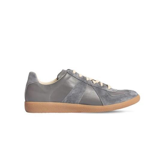 MAISON MARGIELA 德训鞋 灰色 少量现货 6折+高返15%