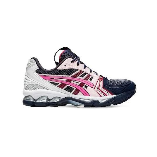 "ASICS ""UB1-S GEL-KAYANO 14"" 粉白 运动鞋 变相5.2折+高返12%"