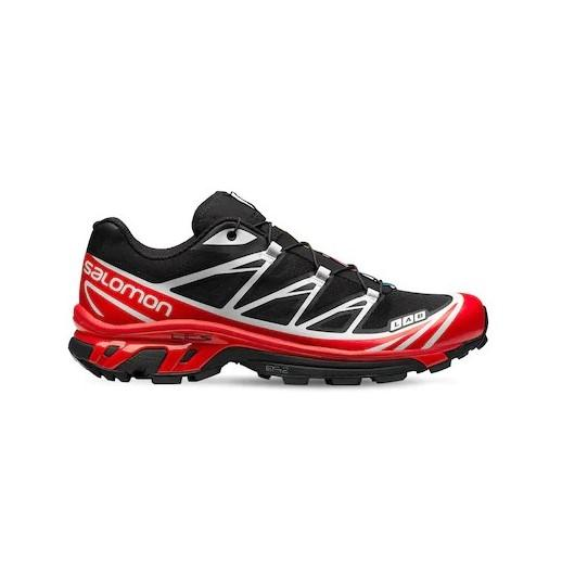 """降价!SALOMON """"XT-6 ADVANCED"""" 黑红 运动鞋 黄金码全 6折+高返15%"""