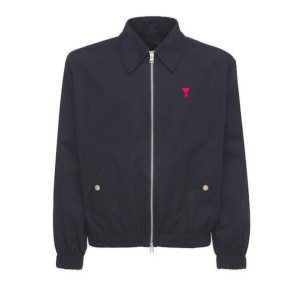 AMI PARIS 爱心LOGO 夹克 少量现货 6折+高返15%