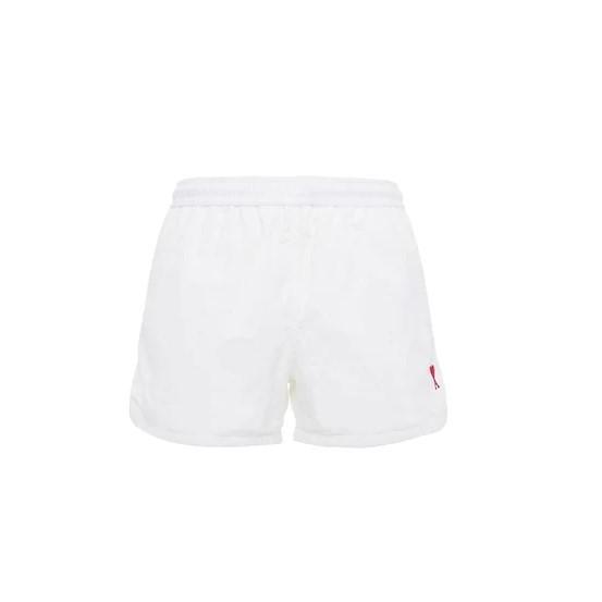 AMI PARIS 爱心LOGO 沙滩裤 少量现货 6折+高返15%