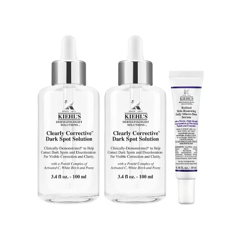 KIEHL'S Clearly Corrective™ Set-$300 Value