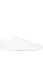 Common Projects Achilles 男士皮质小白鞋