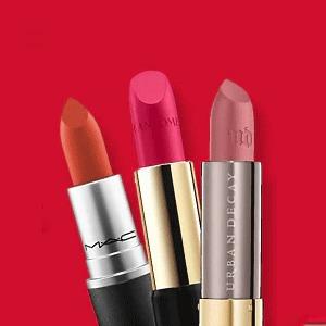 Macys: Buy 1 Get 1 All Lipsticks