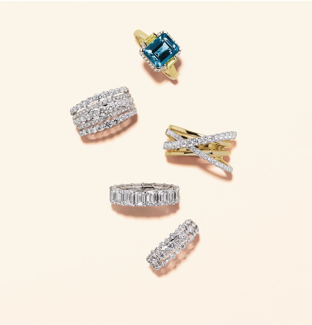 Blue Nile: Up to 30% OFF Jewelry Sale