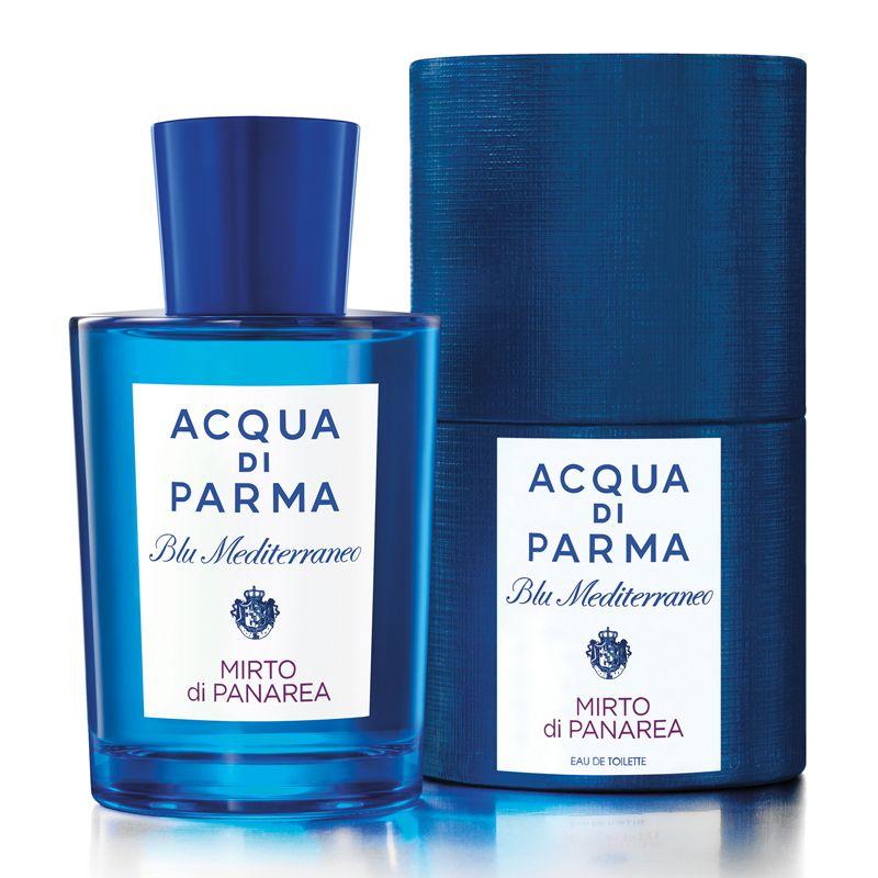 Acqua di Parma 帕尔玛之水 蓝色地中海 桃金娘加州桂 淡香水 EDT 75ml