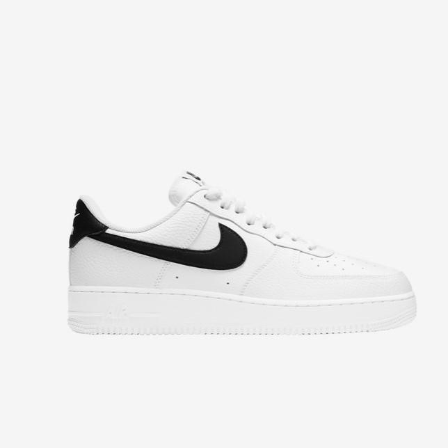Nike Air Force 1 小权志龙 白黑配色 多色 先到先得
