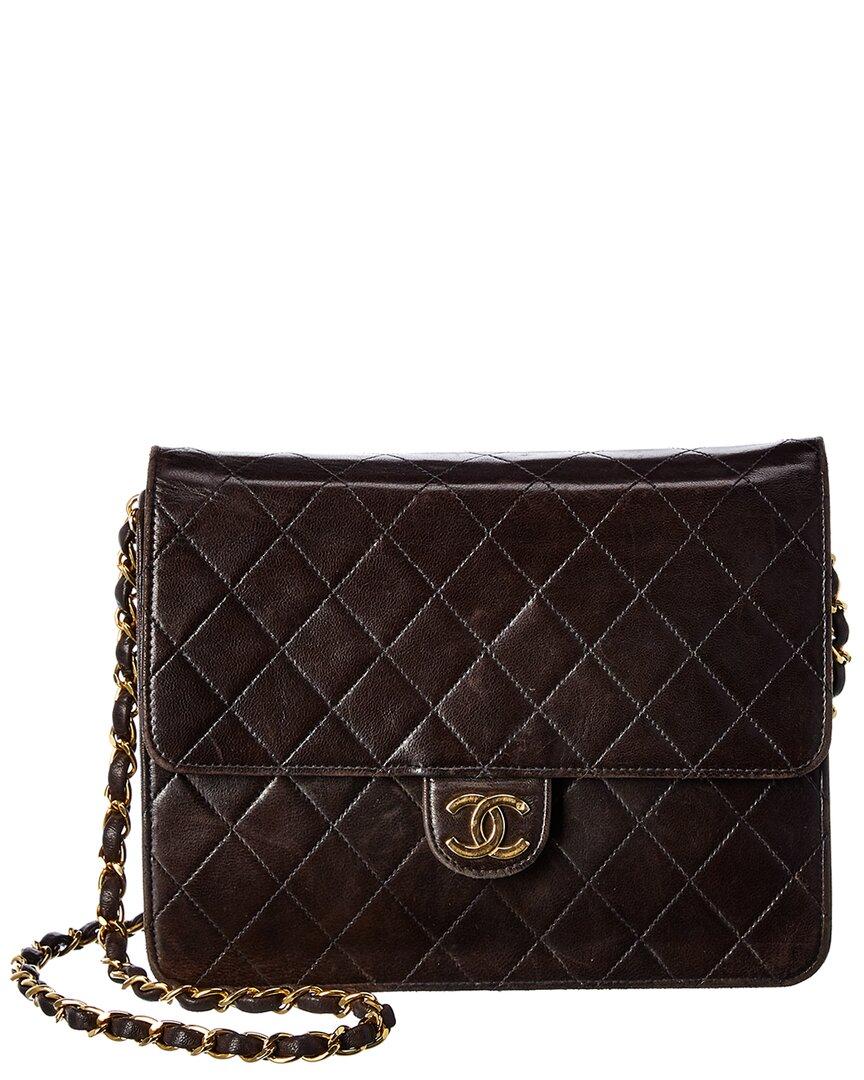 Chanel 绗缝小羊皮 小号链条包 直邮中国