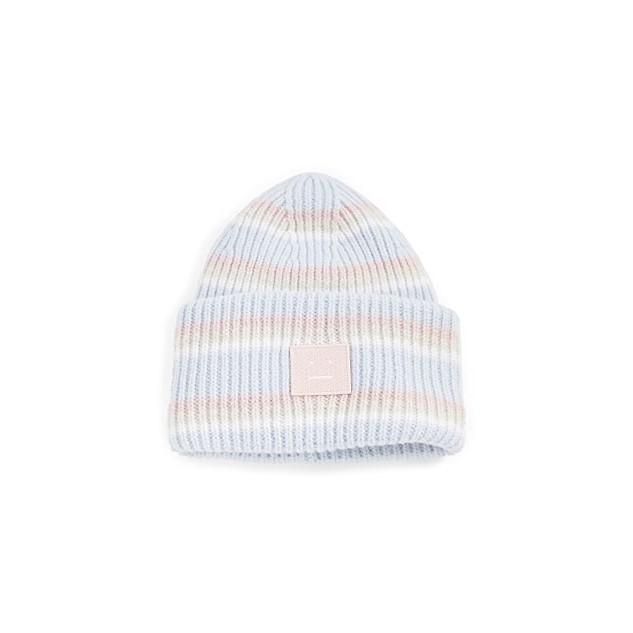 Acne Studios 粉蓝针织毛线帽 限时高返10%