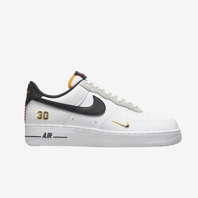 Nike Air Force 1 LV8 男士 白黑金 少量现货 多色