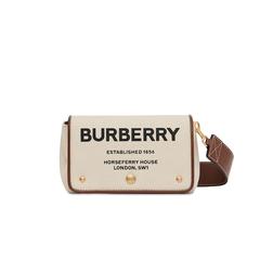 Burberry 全新hackberry印花斜挎包 秀场款