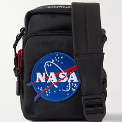 Balenciaga巴黎世家 NASA合作款手机包 上新