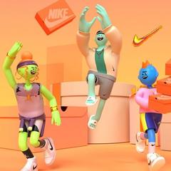 Nike香港官网:8月购物周 5折起
