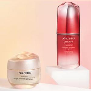 Shiseido: Up to 20% OFF Sale