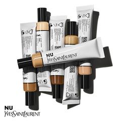 上新!YSL Beauty:Nu Collection 开售 养肤彩妆 打造无暇底妆