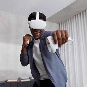 Oculus Quest 2 VR虚拟现实一体机 游戏系统 128GB