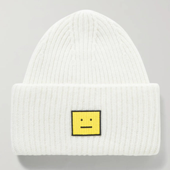 ACNE STUDIOS LOGO 冷帽 白色 多色