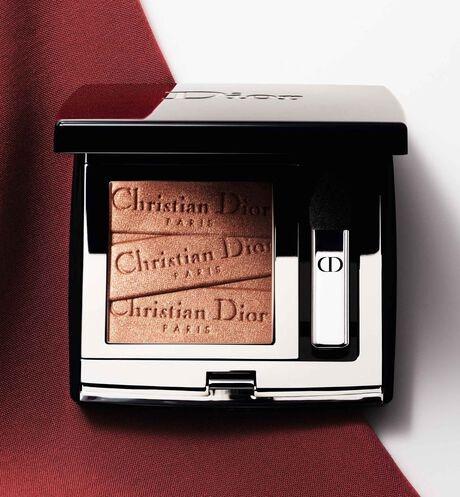 Dior美国官网:新款限定单色眼影上线