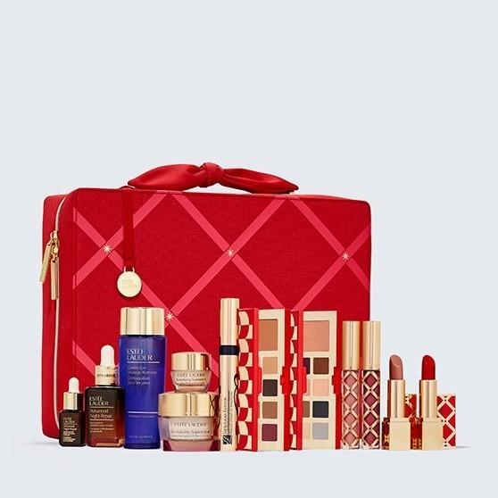 【高返12%】雅诗兰黛英站:2021圣诞大礼包上线 价值£302 £69即可换购
