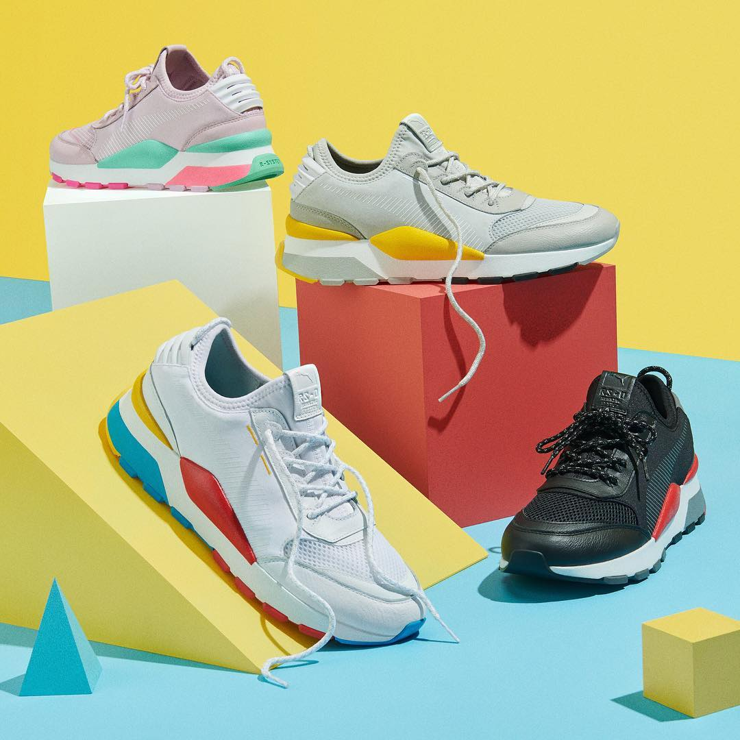 PUMA: 40% OFF Full Priced Items+Extra 25% OFF Sale Items