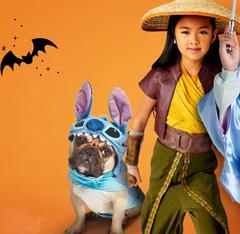 shopDisney 迪士尼美国官网:全场万圣节服饰