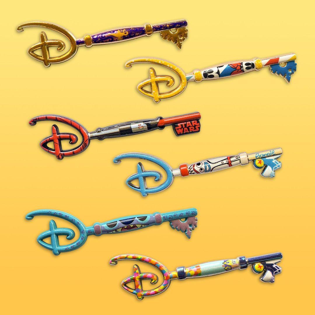 shopDisney 迪士尼美国官网:全场满$25赠迪士尼珍藏钥匙