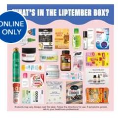 2021 The Liptember box 在线大礼包