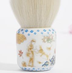 Hachiko Kabuki 忠犬八公纪念珍藏版化妆刷 补货!
