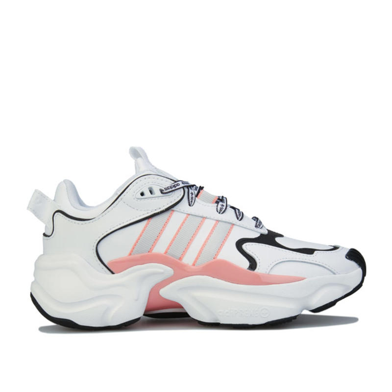 adidas Originals 女士 Magmur Runner 运动跑鞋