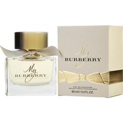 BURBERRY 博柏利 我的博柏利女士淡香水 EDT 90ml