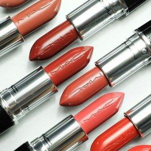 Bloomingdales MAC 彩妆热卖 收子弹头口红、定妆喷雾