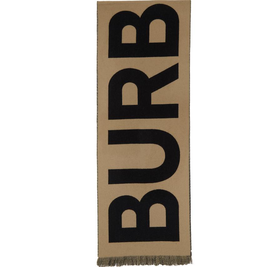 Burberry 巴宝莉logo围巾补货 包税直邮