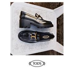 Tod's 美鞋专场 刘诗诗同款短靴¥7295,封面乐福鞋¥4082